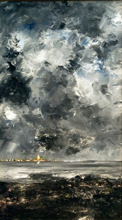 August Strindberg, The Town (1903)