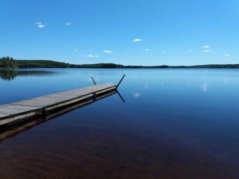 Skivsjo Lake, Northern Sweden