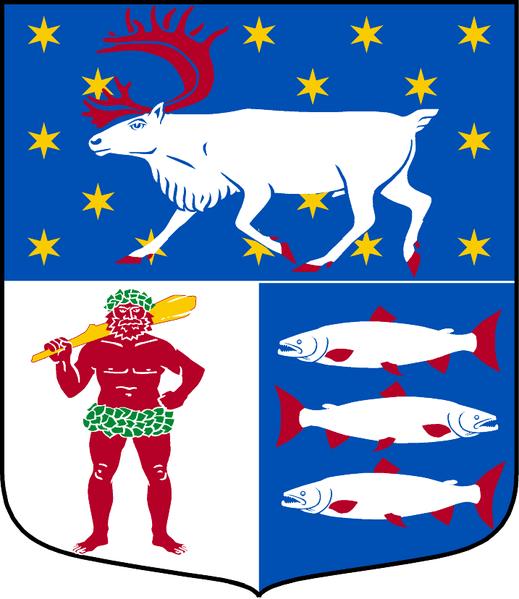 Västerbotten shield