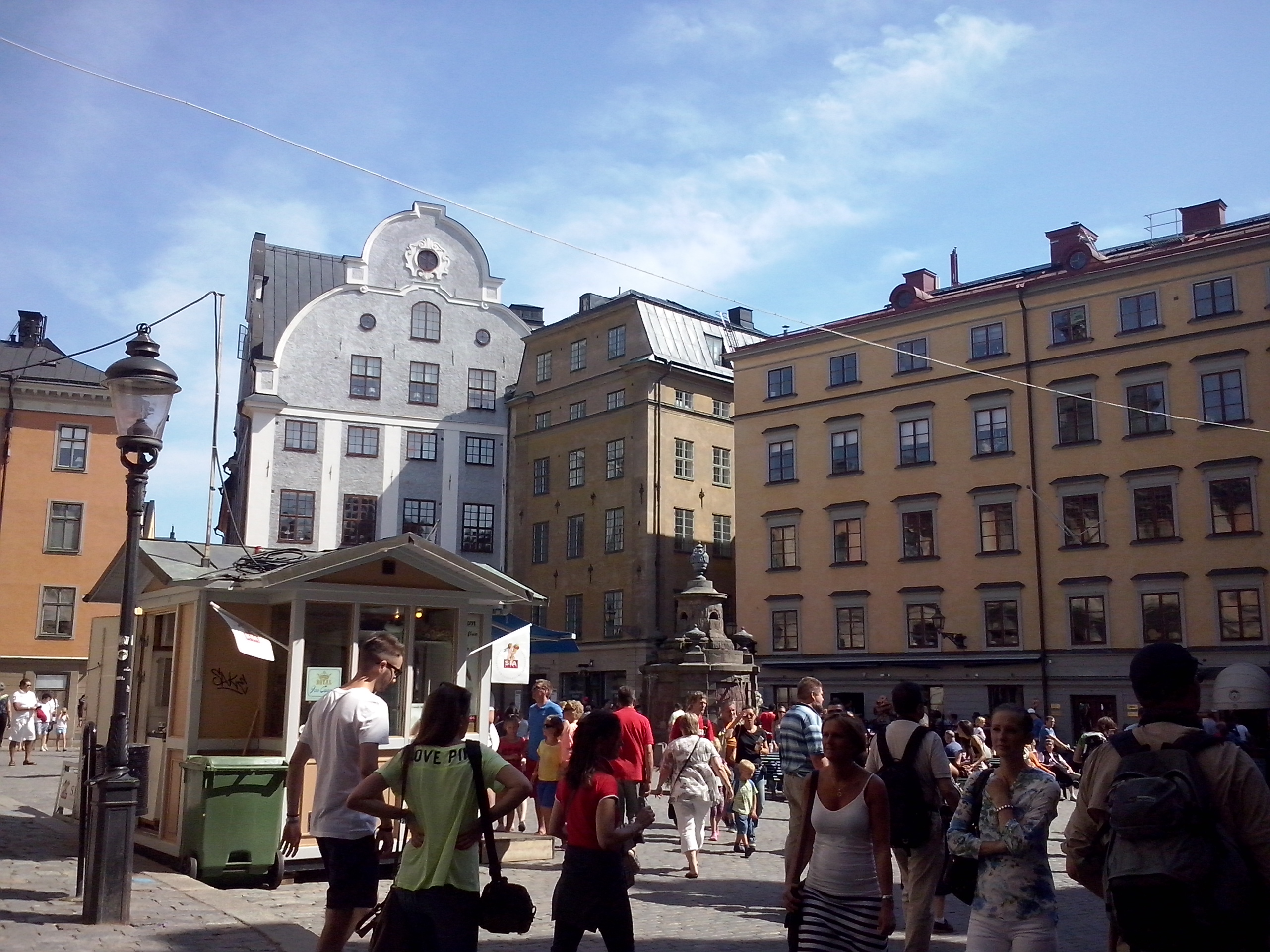 Enjoy Stockholm orienteering guided tour. Explore Sweden: stories, travel destinations and lifestyle