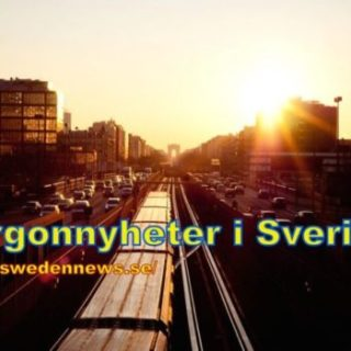 Morgonnyheter i Sverige