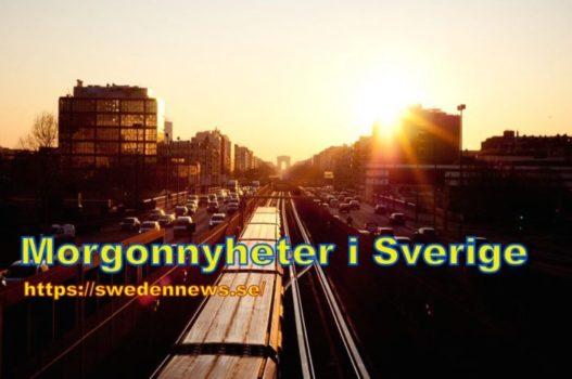 Morgonnyheter i Sverige idag 31/03/2019