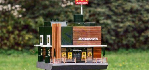 اصغر ماكدونادز بالعالم