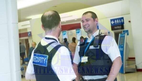 Securio هي شركة أمنية فى السويد تبحث عن الموظفيين