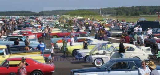 السويديون يفضلون السيارات القديمة