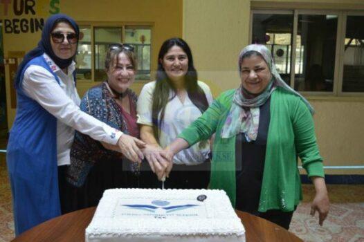 طيبة المتكاملة الدولية تحتفل بانطلاق الفرع الرابع للمدرسة وهو  Thebes Advanced School