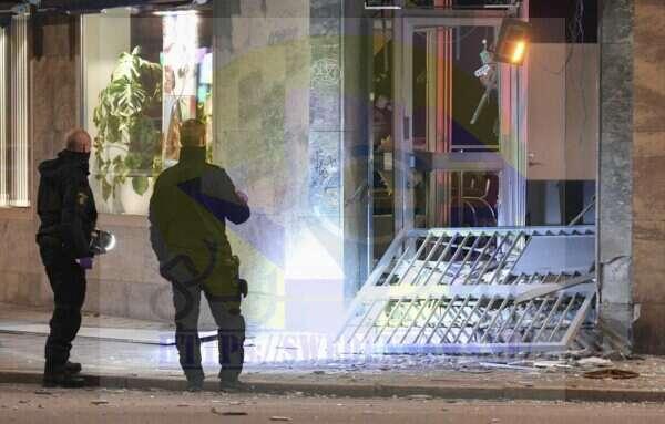 ثلاثة انفجارات تضرب عمارات سكنية في السويد
