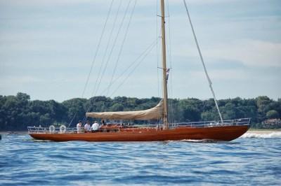 75er Schärenkreuzer Bacchant © Classicsailboats.org