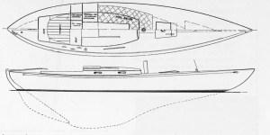 Reimers design Tumlare © Sjöhistoriska museet