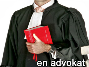 en advokat