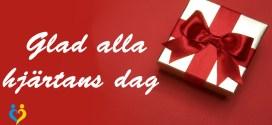 تعلم اللغة السويدية ـ عيد الحب (Hjärtans dag)