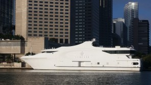 The Seafair Grand Luxe. This is a boat that I had seen before - in New Bern of all places!