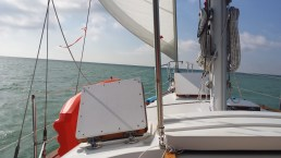 Crossing Biscayne Bay