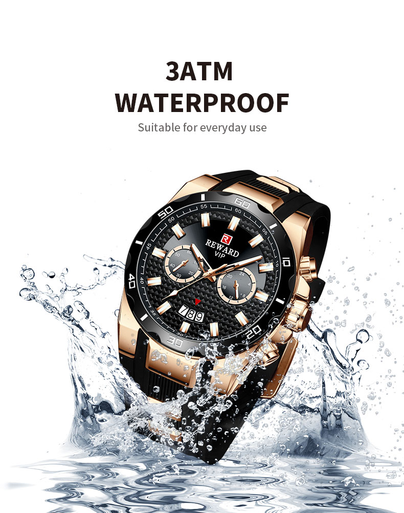 Men's Military Style Watches 4