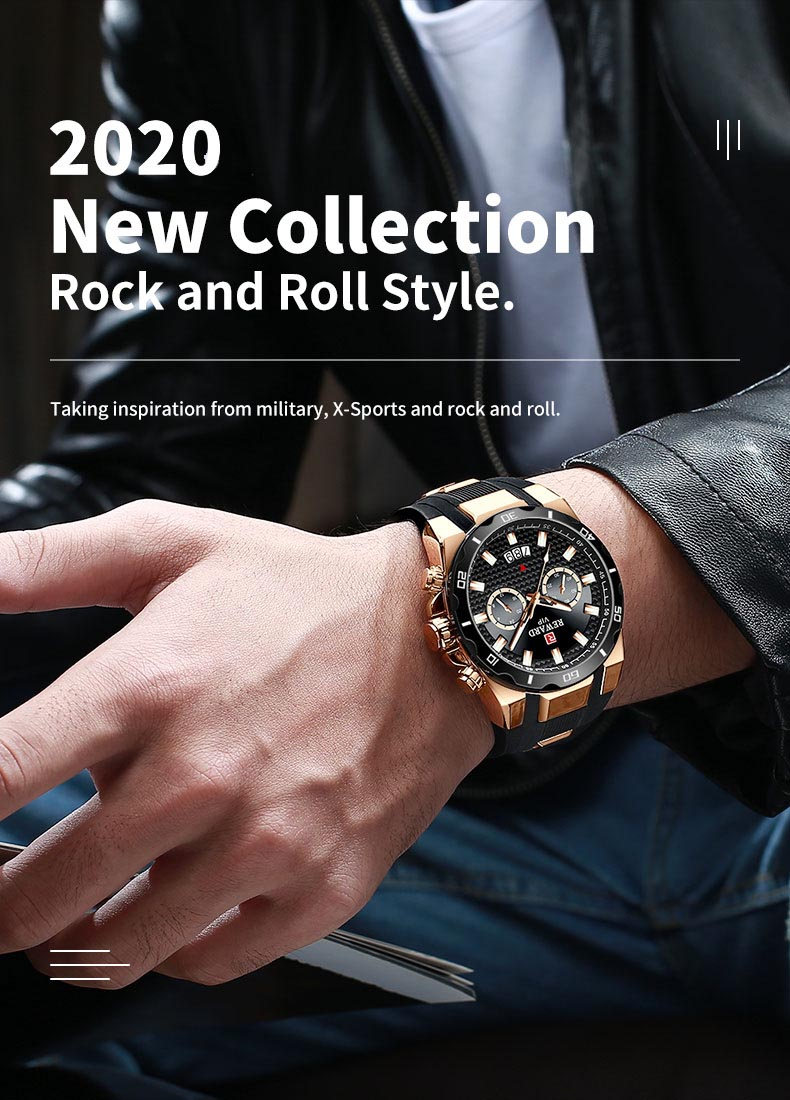 Men's Military Style Watches 1