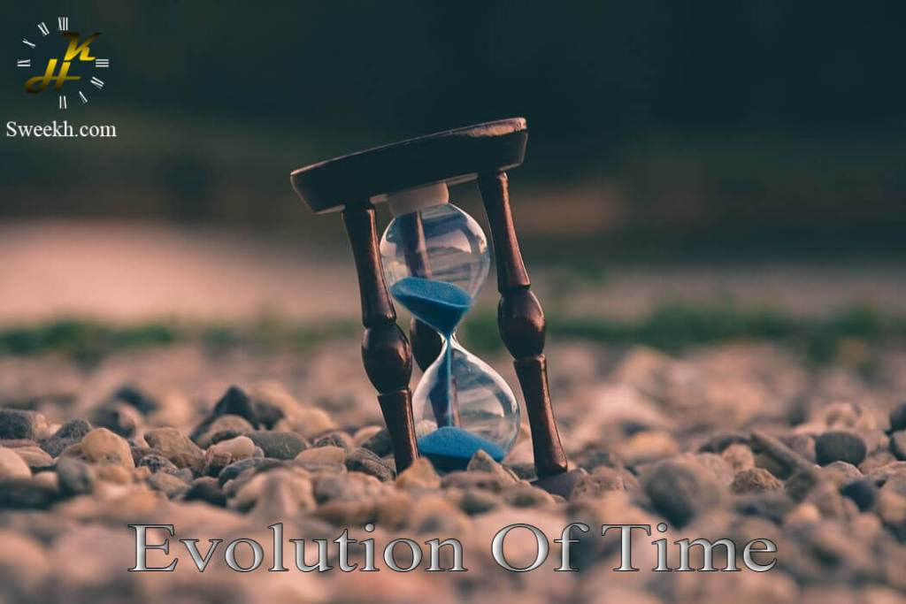 evolution of time 1