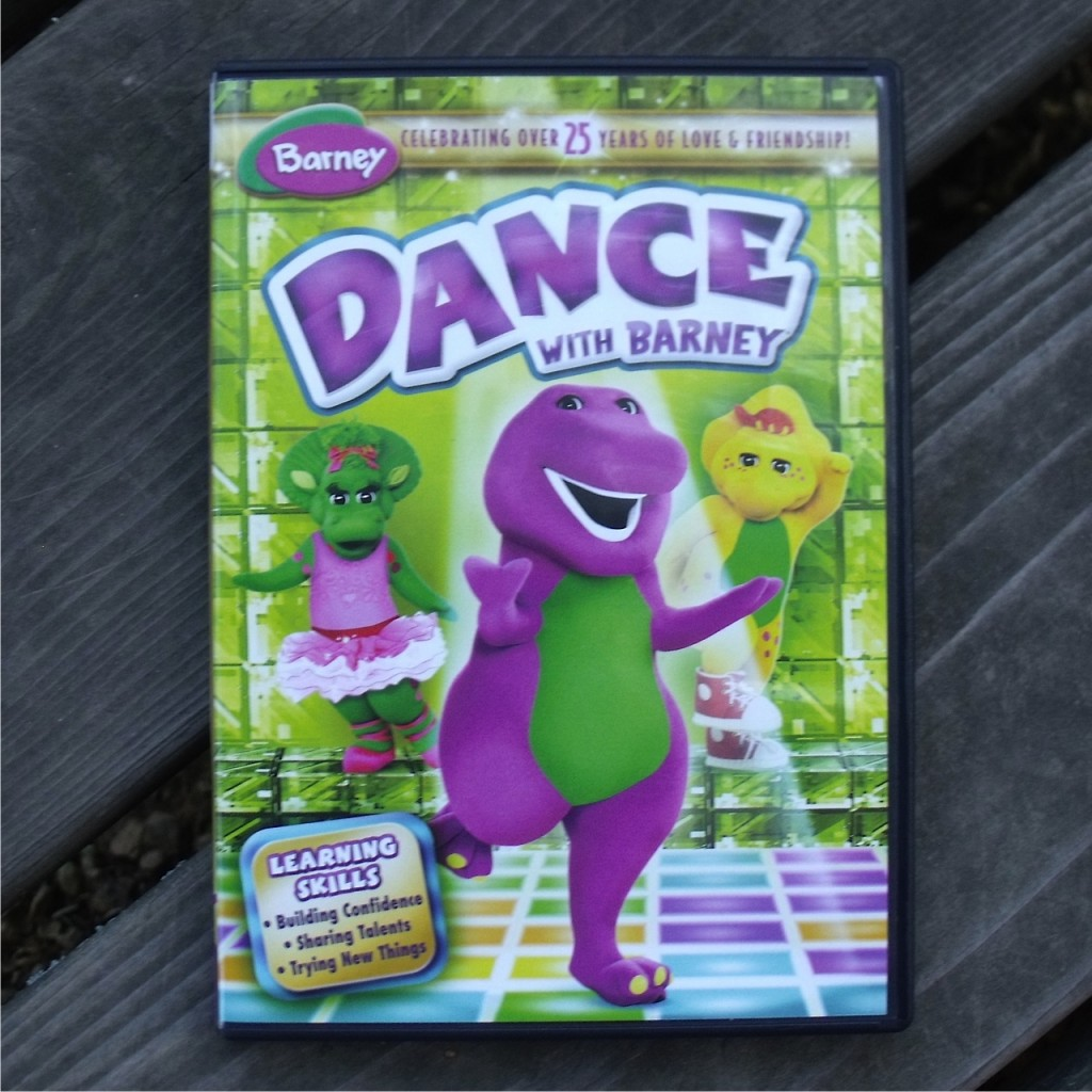 Dance With Barney Dvd Celebrating Over 25 Years Of Love Amp Friendship