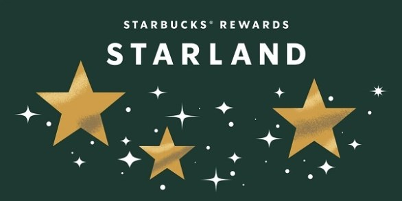 Starbucks Rewards Starland Sweepstakes