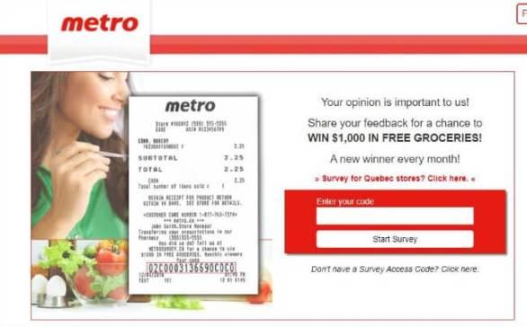 MetroSurvey.ca