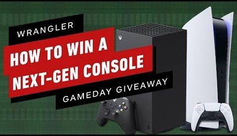IGN Gameday Giveaway