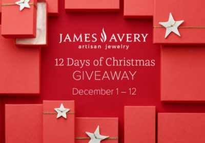 James Avery 12 Days of Christmas Giveaway