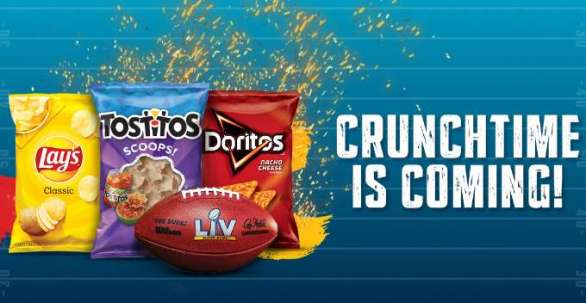 Frito Lay Crunch Time Sweepstakes