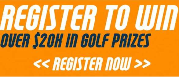 Carl's Golfland Demo Days Sweepstakes