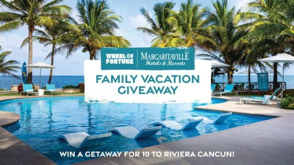 Wheel Of Fortune Family Vacation Sweepstakes 2021