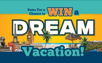 Dream Vacations Sweepstakes 2020