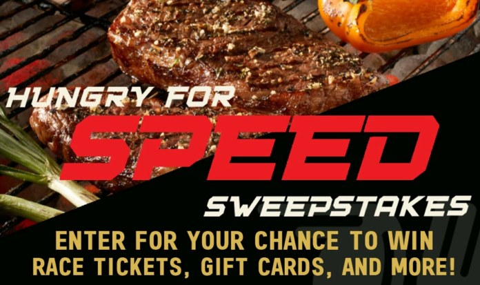 Weis Markets Hungry For Speed Sweepstakes