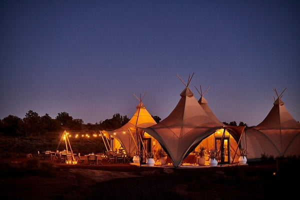 Canyon Summer Glamping Sweepstakes