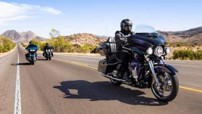 Harley-Davidson Let's Ride Challenge Sweepstakes