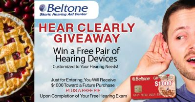 USA Today Hear Clearly Giveaway
