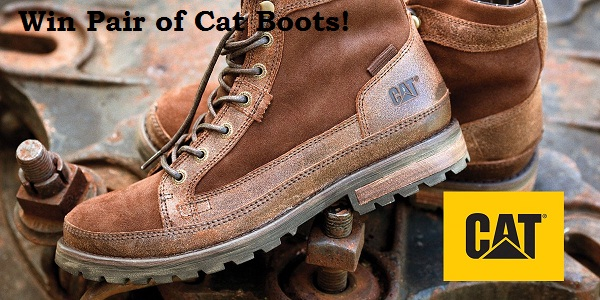 Win a Free Pair of Cat Boots Survey