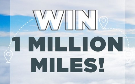 Frontier Airlines 1 Million Miles Giveaway