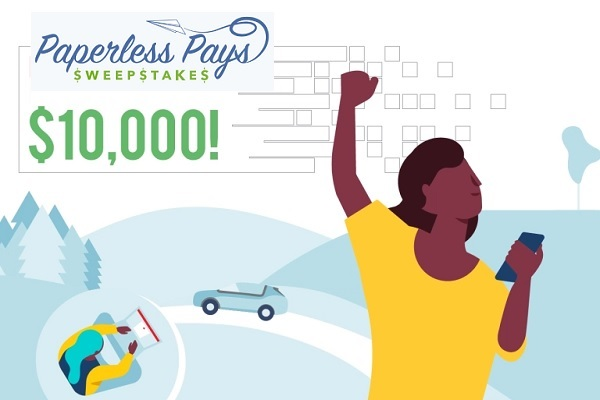Santander Paperless Pays Sweepstakes