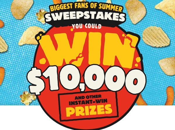 Biggest Fans of Summer Sweepstakes