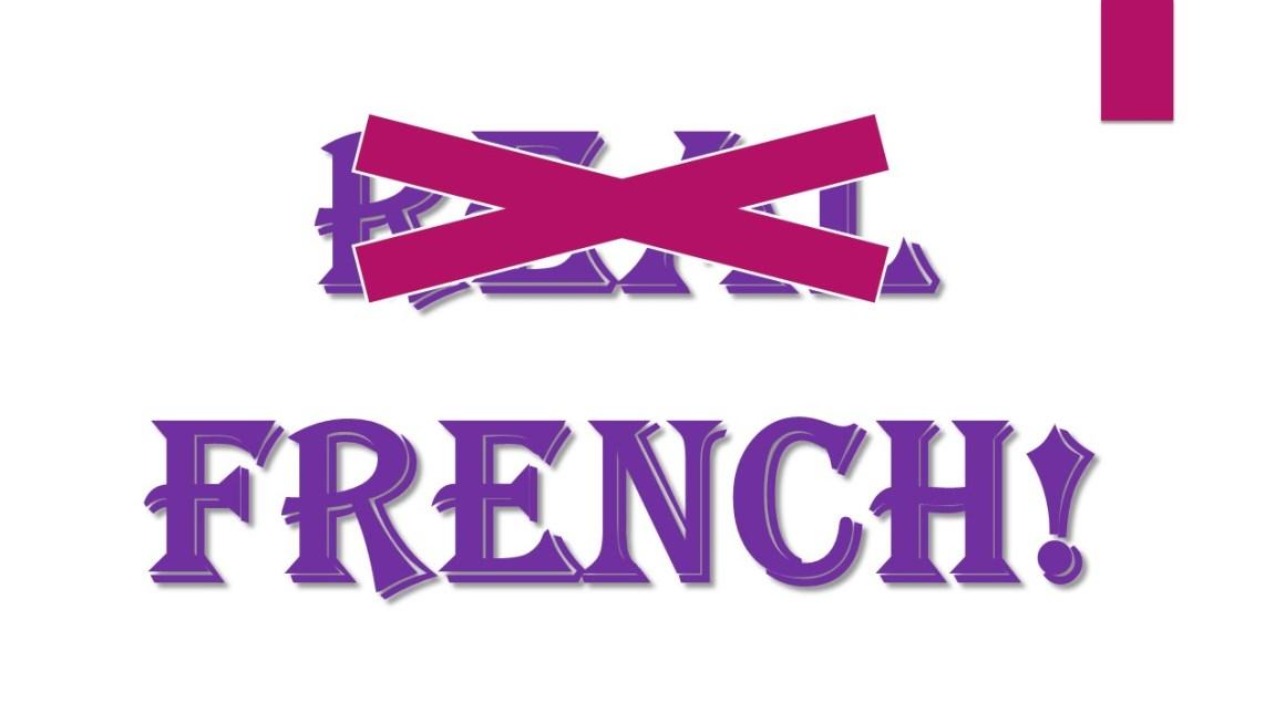 speak real French