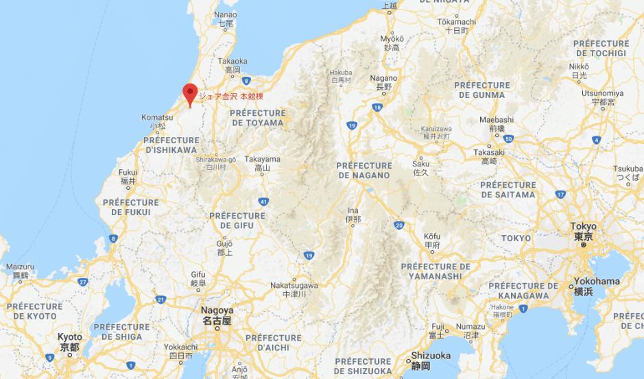 share kanazawa