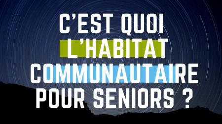 habitat communautaire senior