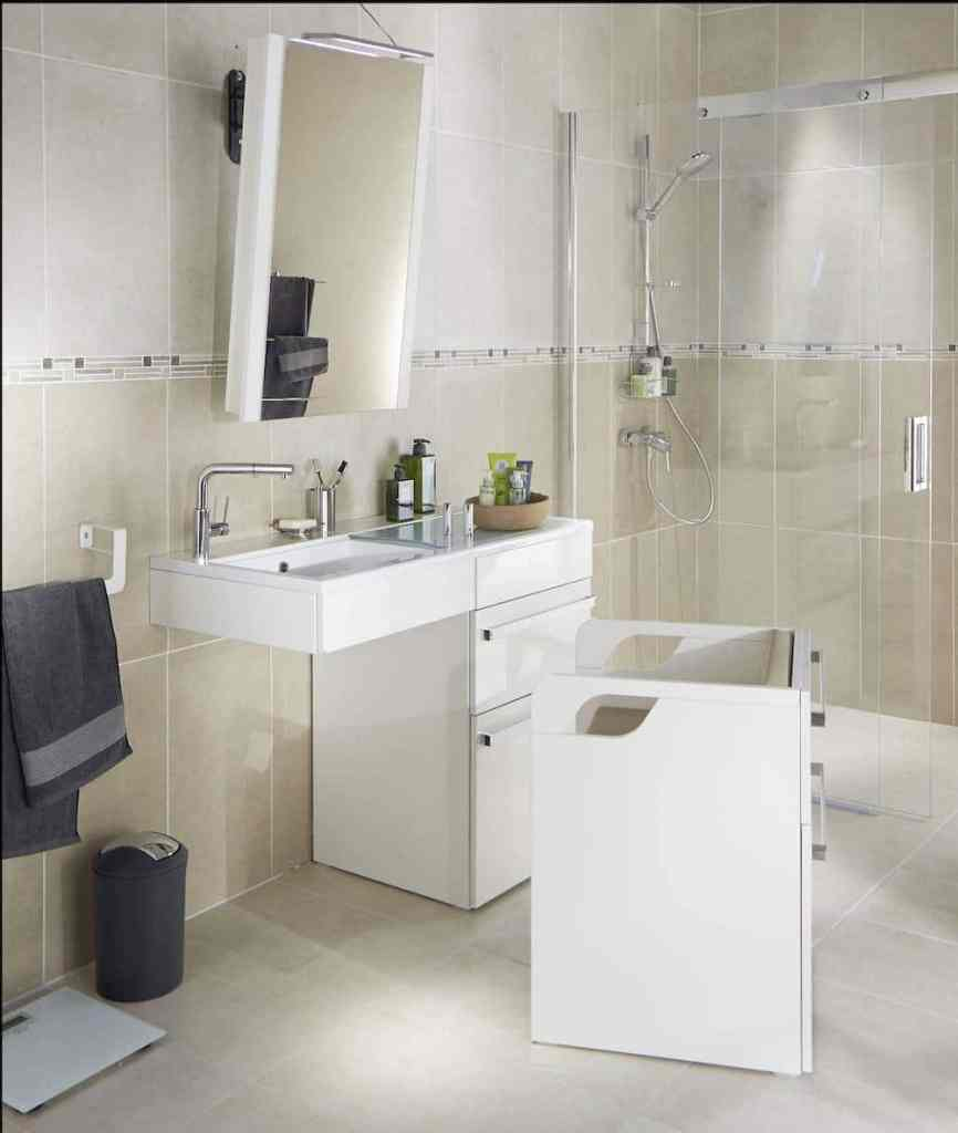 meuble salle de bains lapeyre by aïna