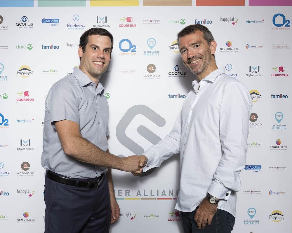 benjamin zimmer présente la silver alliance