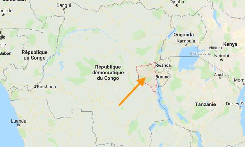 Abes une ONG du Sud Kivu, région orientale de RDC à la frontière du Rwanda et du Burundi.