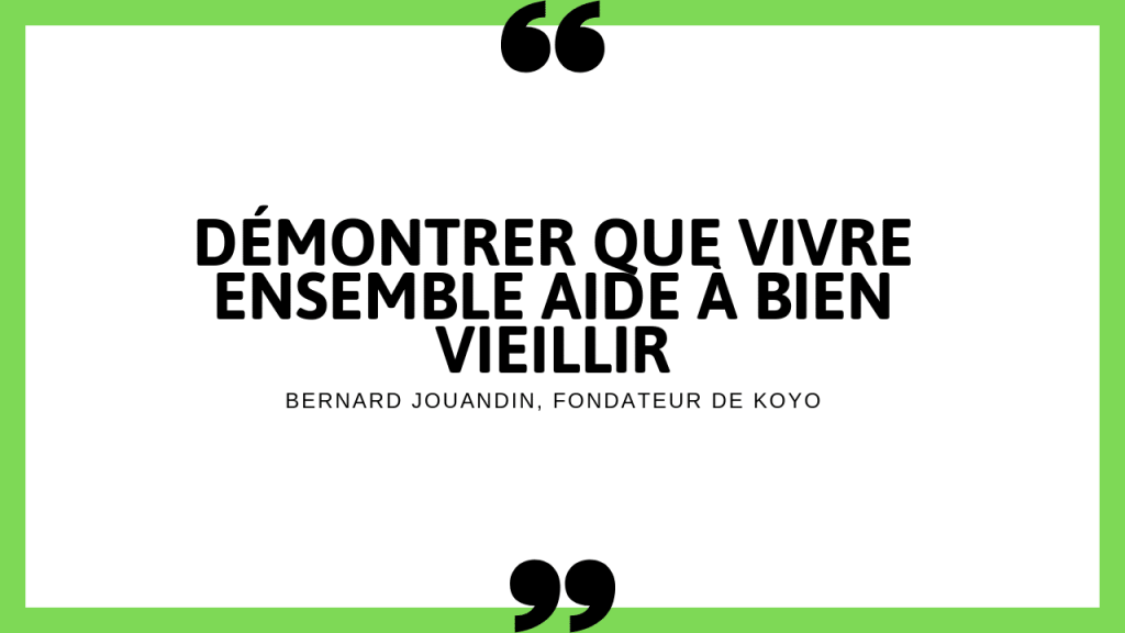 Citation bernard jouandin
