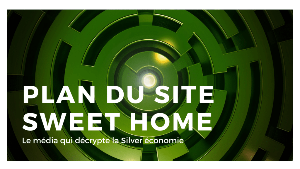 Plan du site Sweet Home