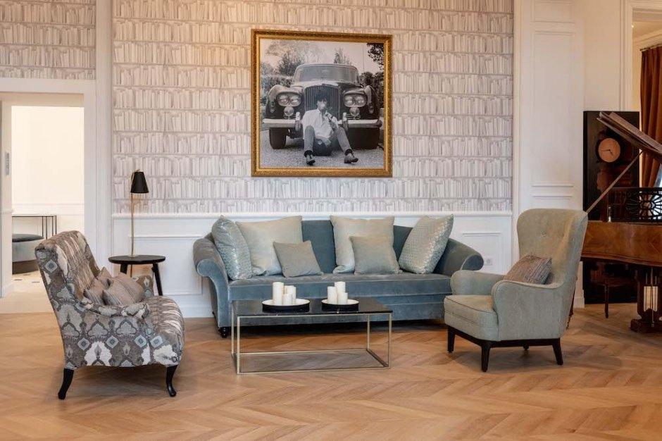 hall Villa beausoleil chateau de meudon
