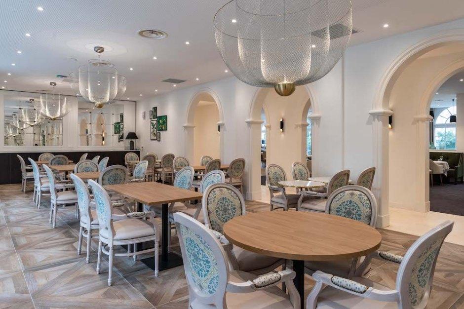 restaurant Villa beausoleil chateau de meudon
