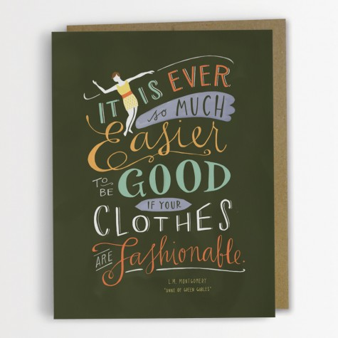 Fashionable_Quote_Card