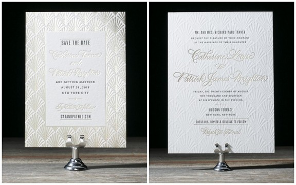 Gold_Wedding_Invitations_San_Diego