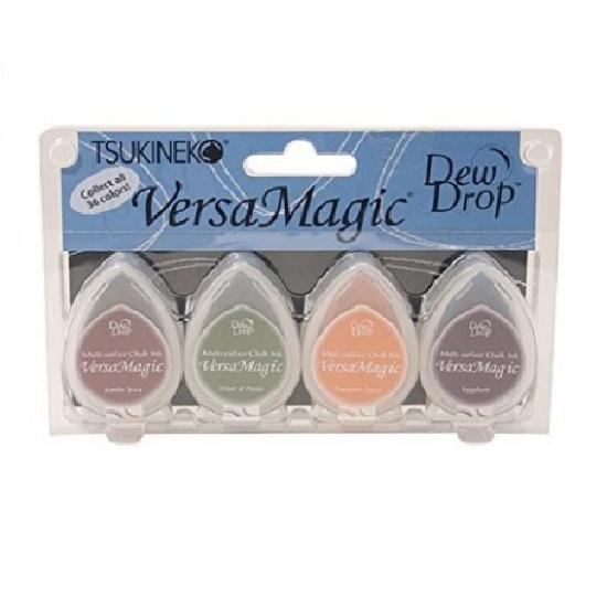 Versamagic Dew Drop Ink Pads: Harvest